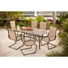 7 piece patio dining set. Belleville 7-Piece Patio Dining Set 7 Piece