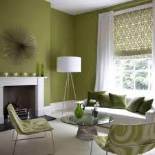 Purple And Green Living Room Living Room With Green Wall Paint Decorating Ideas Decor Bestcom