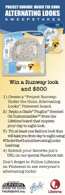 we re taking you from day to night with glade s underthegunnalternatinglooks sweepstakes