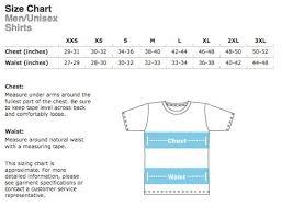 American Apparel Baseball Tee Size Chart Coolmine