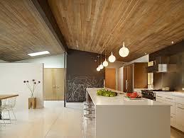 wood plank ceiling