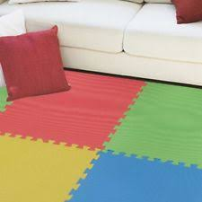 floor mats for kids. Perfect Floor 4pcs Interlocking Puzzle Floor Foam Gym Mats Thick Squares Tile Kids Play For I
