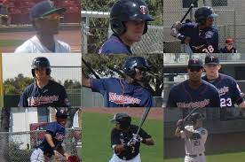 Minnesota Twins Depth Chart Twins Organizational Depth Chart The Infielders Minor