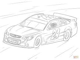 Small Picture Jeff Gordon NASCAR Car coloring page Free Printable Coloring Pages