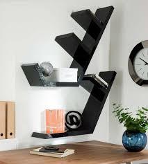 Small Picture Creative Idea Twin White Modern Wall Shelves Designs Unique