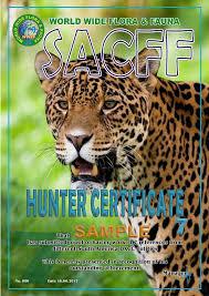 Новый диплом для любителей программы wwff  Новый диплом для любителей известной и довольно популярной программы всемирного фонда дикой природы wwf под названием sacff запущен Выполнение условий