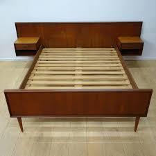 wood modern furniture. Mid Century Modern Wood Furniture Buy Retro Danish Teak Double Bed From Mark
