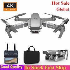 2020 novo <b>e68 wifi fpv</b> mini drone com grande angular hd 4 k 1080 ...