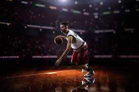 basketball player 8k