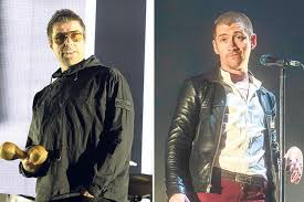 oasis legend liam gallagher buries the hatchet with arctic monkeys singer alex turner over a drink in budapest hot lifestyle news