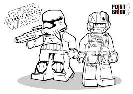 Disegni Lego Da Colorare Gratis Kecebang