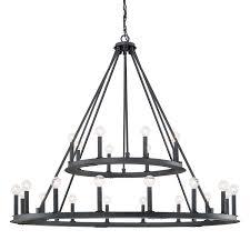 24 light chandelier
