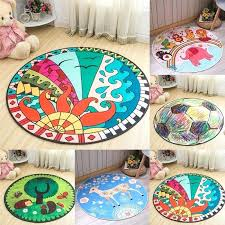 furniture warehouse s used for cartoon round carpet kids room blanket area rugs