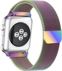 <b>Ремешок Eva Milanese Loop</b> Stainless Steel для Apple Watch 38 ...