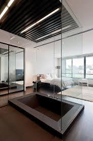 cool masculine bedroom interior design