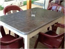 Table Jardin Carrelée Occ Events