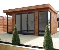 garden home office. Thermowood Offices Garden Home Office