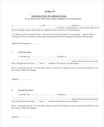 51 Guarantee Letter Samples Pdf Sample Templates