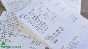 Bpa On Receipts Getting Under Our Skin Youtube