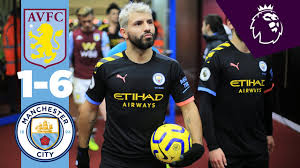 HIGHLIGHTS | ASTON VILLA 1-6 MAN CITY | AGUERO HATRICK, MAHREZ (2), JESUS