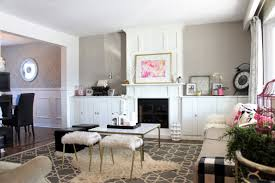 Living Room Built In Cabinets Living Room Built Ins Around An Electric Fireplace A Purdy