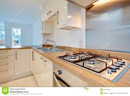 Fitted Kitchen Modern Fitted Kitchen Royalty Free Stock Photos Image 23277968
