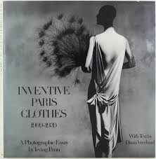 inventive paris clothes irving penn diana vreeland