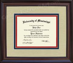 ole miss university diploma frame in walnut or mahogany quick  ole miss university diploma frame in walnut or mahogany quick and easy installation