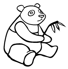 Small Picture Panda coloring pages for preschooler ColoringStar