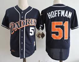 co And Jersey 1998 Padres - Hoffman Navy Trevor Ness Mlb Throwback Blue Mitchell Sale Stitched 51 Proshopjerseys