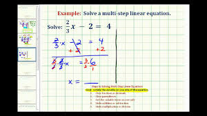 two step equations with fractions worksheet awesome multi step equations with fractions calculator awesome printables