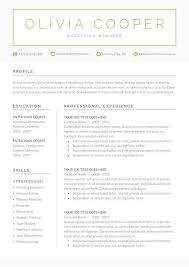 Modern Resume Template Word Magnificent Modern Resume Template 48 Page CV Template Cover Letter For MS