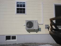 Heatpump Installation Fujitsu 15rls3 Mac Heat Pumps Maines Alternative Comfort