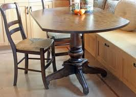 small rectangular pedestal kitchen table archives