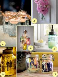 Decorating Mason Jars Mason Jar Decorating Ideas Home