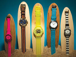 Make a Splash With These 5 <b>Colorful Water-Resistant</b> Watches ...