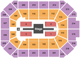 Allstate Arena Rosemont Il Seating Chart Bad Bunny Tickets Fri Nov 29 2019 8 00 Pm At Allstate