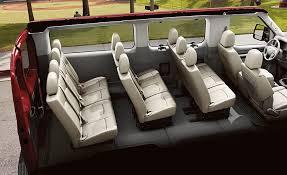2018 nissan van. fine 2018 2018 nissan nv passenger interior for nissan van 0