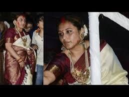 Rani Mukerjis First Public Appearance Post Baby Adiras