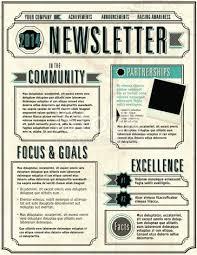 sample company newsletter the 25 best company newsletter ideas on pinterest newsletter
