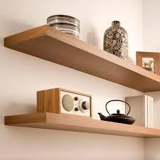 Light Oak Floating Shelves wwwgooglesearchq=kitchen floating wall shelf 2