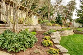 Small Picture 27 Backyard Retaining Wall Ideas and Terraced Gardens