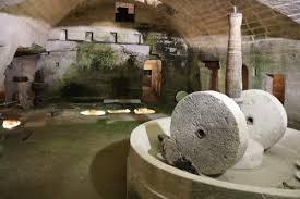 Il frantoio dimenticato di Caprarica di Lecce – Associazione Nazionale  Città dell'Olio