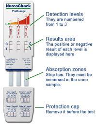 Marijuana In Urine Chart Multi Levels Cannabis Thc Test In Urine Narcocheck