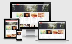 responsive blogger templates lycoris responsive gallery blogger template aisuka blog