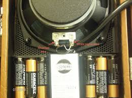 pignose external speaker mod steps pictures de er the existing speaker wires