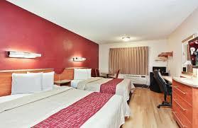 red roof inn santa ana hotel orange county ca