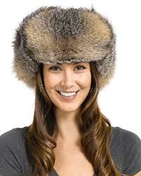 Lotusvintagenyc on etsy.com for $32 i'm excited for fall. Women S Grey Fox Full Fur Russian Ushanka Hat Furhatworld Com