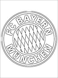 Kleurplaat Fc Bayern München Gratis Kleurplaten