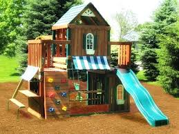 diy playset kits lovely nice for backyard backyard plain brilliant home design interior diy outdoor playset